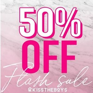 LIKE to Bookmark My Closet & Receive Sales Info